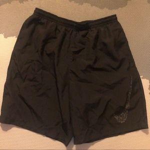Nike Running Short Black S EUC